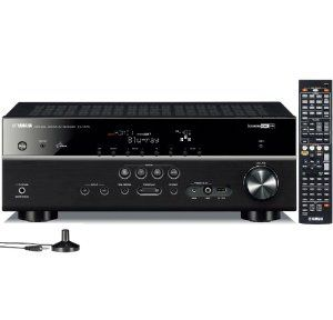 Save $100.00 - Yamaha RX V575 7 2 Channel Network Receiver Like, Repin, Share it #todaydeals #ChristmasDeals #deals #discounts #sale #Home Audio http://computer-s.com/av-receivers/yamaha-rx-v575-av-receiver-review/