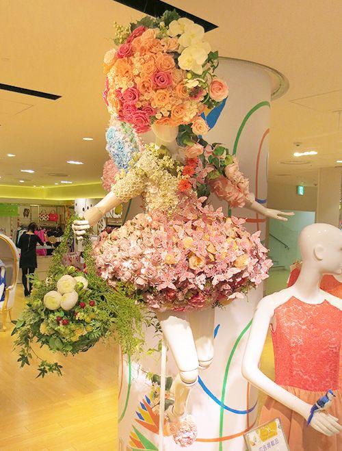 はなばな祭2014 | プリザーブドフラワー花材の通販ならアミファ