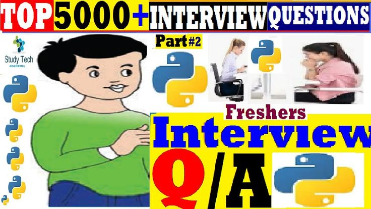 Part 2 | Python Interview Questions with Answers for ...