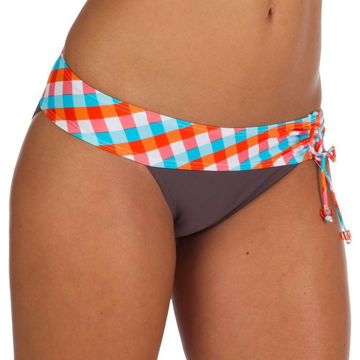 TRIBORD - KEALA kemerli bikini altı