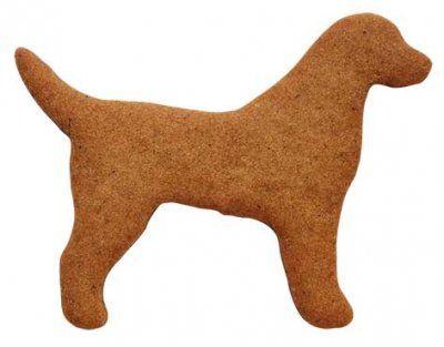 pepparkaksform Labrador