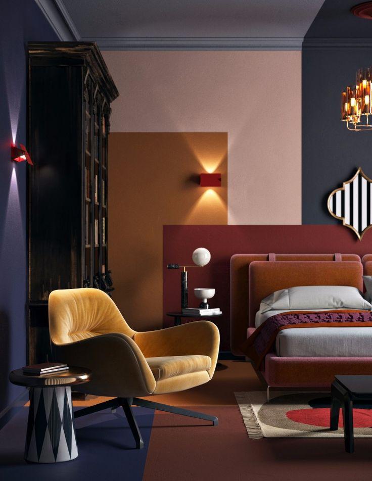 Schlafzimmer trends 2018 bunte schlafzimmer designs trends 2018 bunte schlafzimmer - Schlafzimmer trends 2018 ...