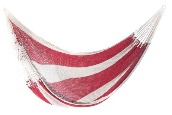 Mayan Hammock Handmade Double Indoor Outdoor Organic Thick