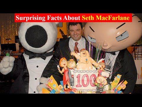 Surprising Facts About Seth MacFarlane-Seth MacFarlane Surprising Facts