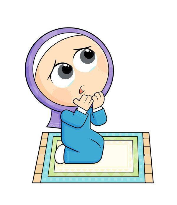 #Hijab #muhajabbah #muslimah #anime #manga #cartoon #islam #veil #islamic #woman #lady #girl #hijabbers #muslim #deviantART #drawings #drawing Muslima in Dua (Illustration)
