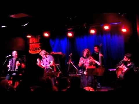 Santu Paulu - encardia @ half note jazz club