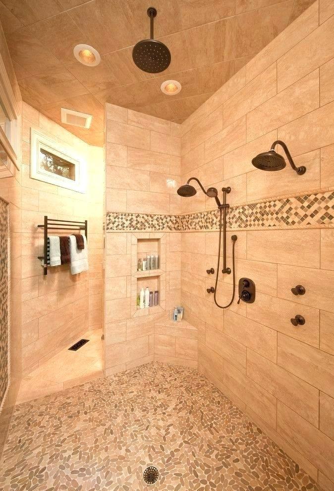 Shower Design Ideas Shower Tile Tile Walk In Shower Bathroom