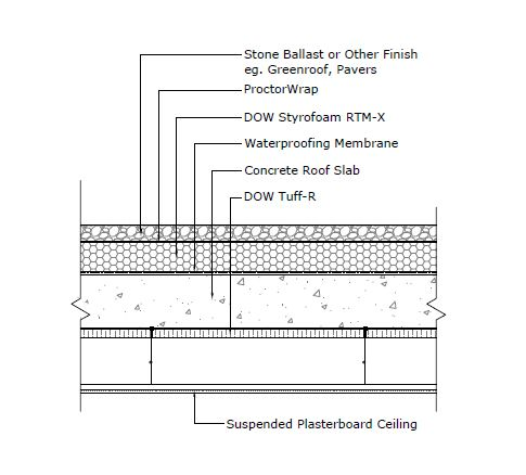 Concrete Ceiling Section Detail Google Search With