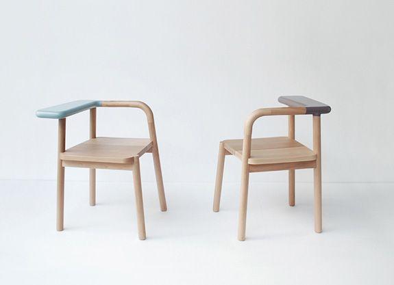 Platypus Chair   Studio Juju