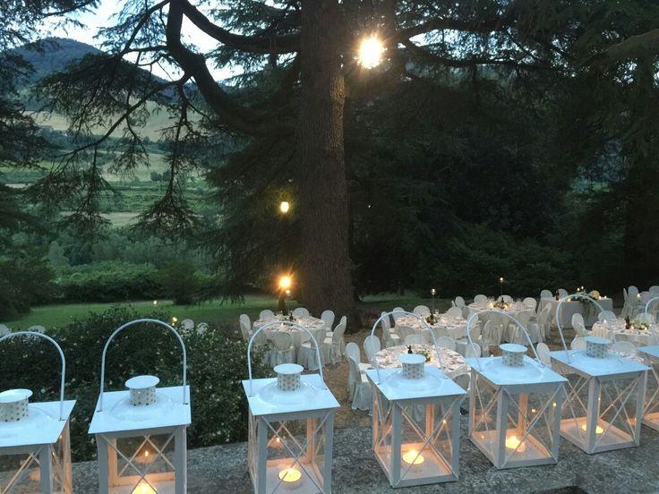 #lanterne #wedding #villacorte