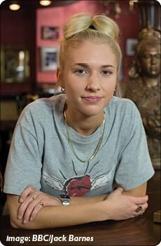 Maddy Hill (Nancy Carter in EastEnders) talks about playing a character with epilepsy