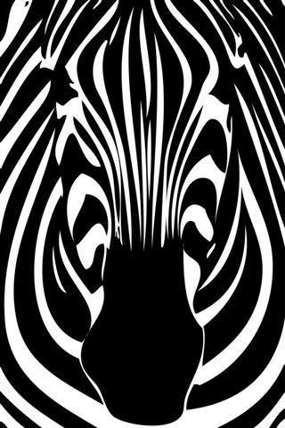 t te de z bre de face zebras art z bre peinture z bre. Black Bedroom Furniture Sets. Home Design Ideas