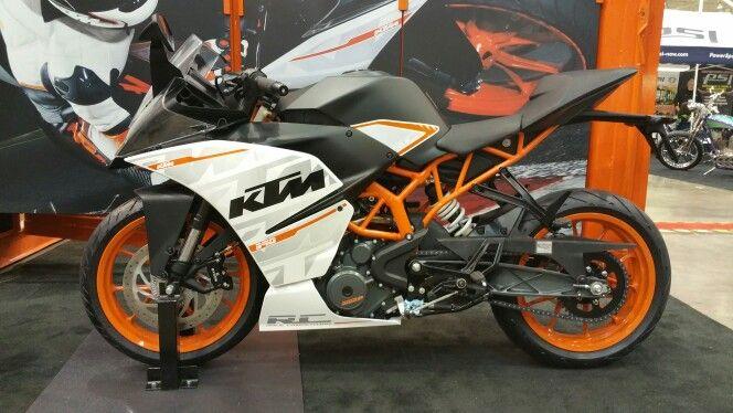 2015 KTM Street bike