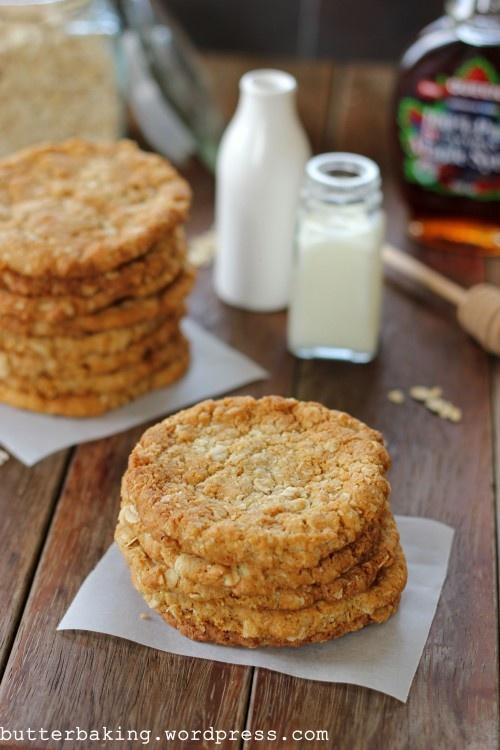 ANZAC Biscuits! MMmmmm