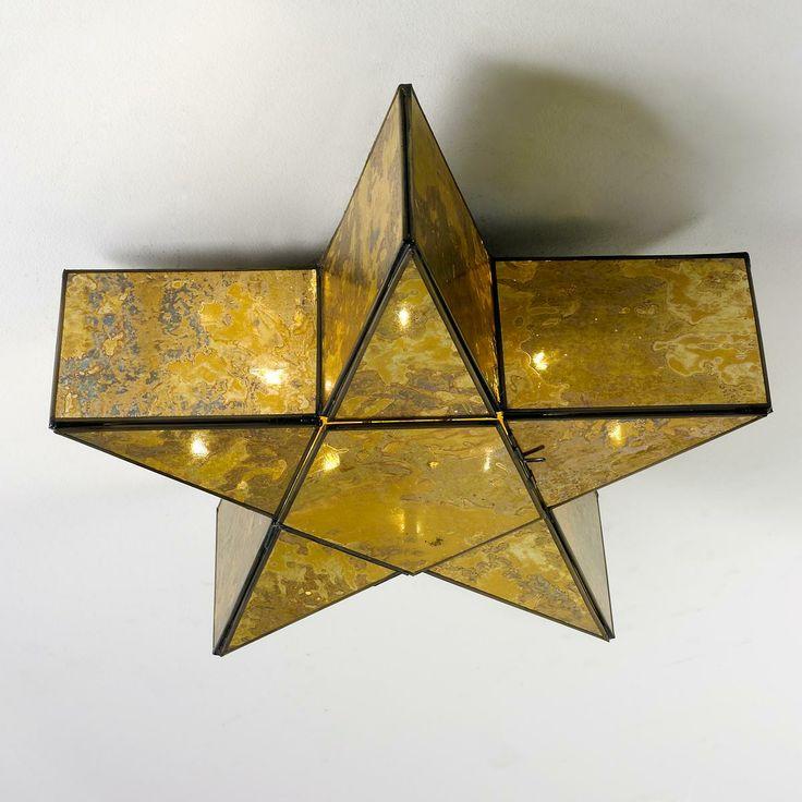 49 best star struck images on pinterest albus dumbledore antique mirror star ceiling light aloadofball Images