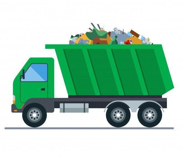 16++ Garbage truck clipart png information