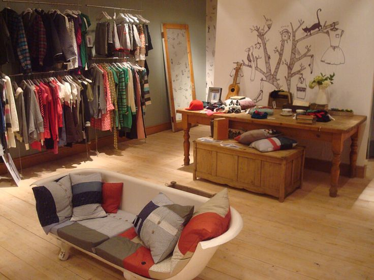 Idea para decorar tienda de ropa dise os pinterest for Articulos para decorar interiores