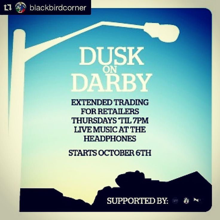 Along with the October long weekend comes #daylightsavings. @darbystreetnewcastle2300 traders are going to embrace the extra sunshine so as of Thursday the 6th October will commence extended trading hours! Including @blackbirdcorner @ramjet_78 @blue_star_elements @scoutbyabicus @abicus_newcastle @willowshometraders  heaps more!! So you'll find most open until at least 7pm. They've also arranged some great local performers to serenade you from The Headphone Project as you promenade along the…