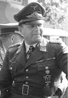 Erhard Milch (30 March 1892 – 25 January 1972) was a German Field Marshal who oversaw the development of the Luftwaffe as part of the re-armament of Germany following World War I, and served as founding Director of Deutsche Luft Hansa. Erhard Milch was one of the few high ranking Mischling (mixed Germans) in the Wehrmacht.