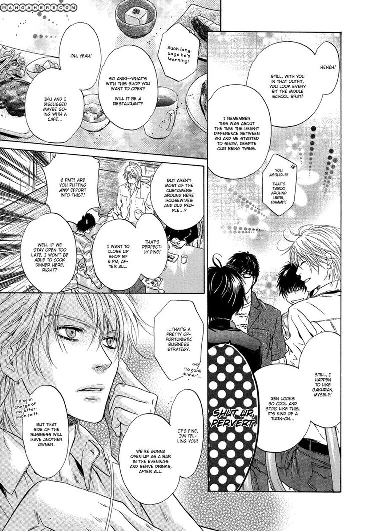 Super Lovers 5, SUPER LOVERS manga, Read Super Lovers 5 chapter, Super Lovers 5 Page 6