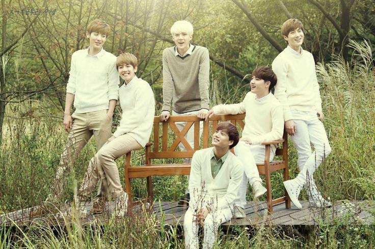 EXO in Nature Republic