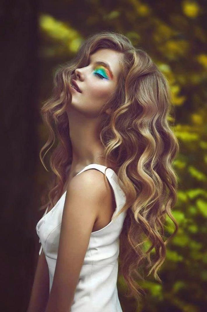 awesome Красивые прически на выпускной на длинные волосы (50 фото) — Лучшие варианты вечерних образов