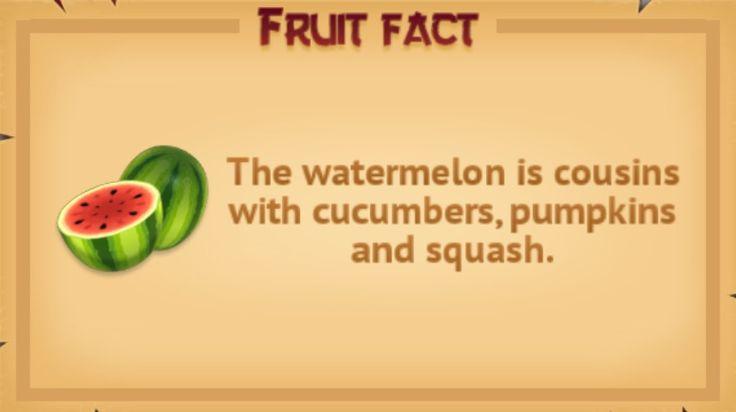 Fruit fact #2