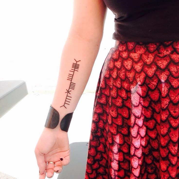 25 best ideas about ogham tattoo on pinterest celtic