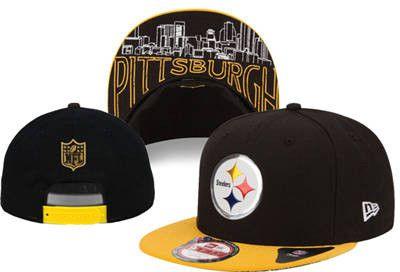Pittsburgh Steelers Draft On Stage Snap Back Hat