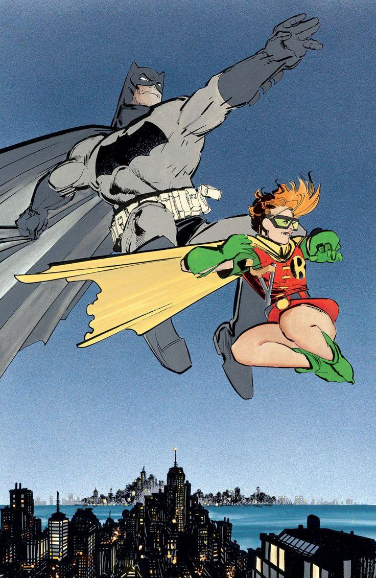 The Dark Knight Returns Robin
