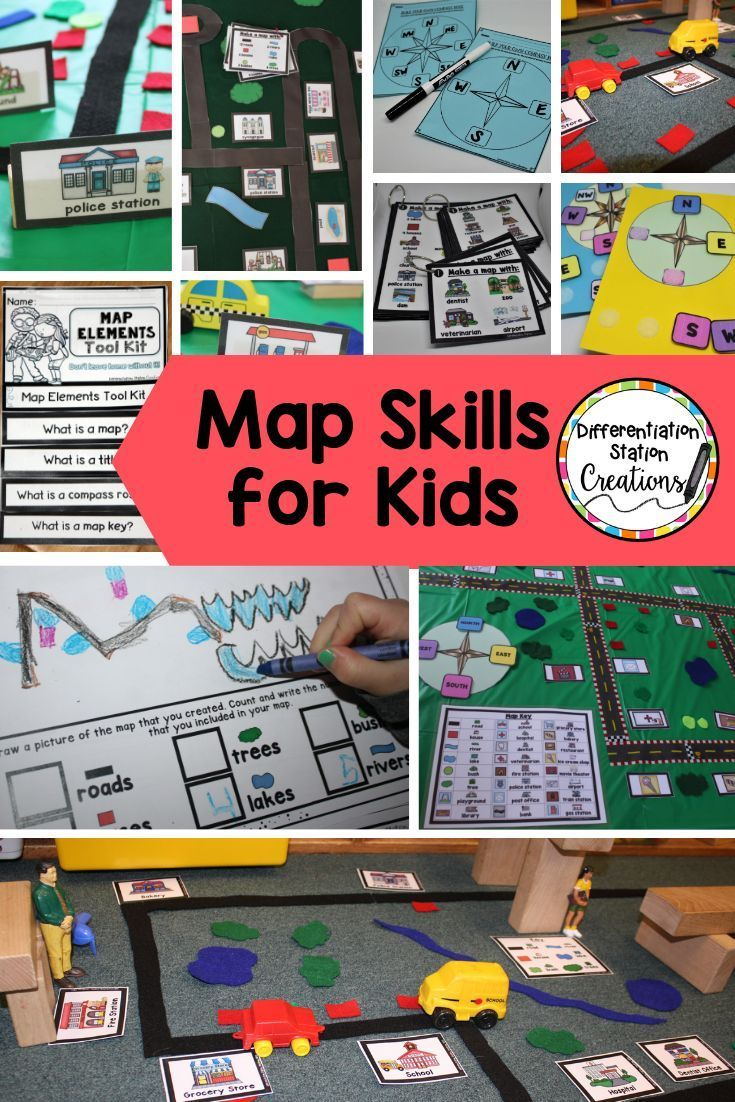 Map Skills For Kids Little Learners Explore Maps With Hands On Activities Games And Free Exploration Gre Map Skills Social Studies Maps Teaching Map Skills [ 1102 x 735 Pixel ]