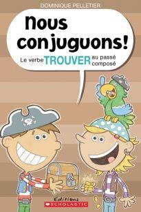 Cette collection est l'outil parfait pour aider les jeunes à apprendre à conjuguer. Chaque livre de 24 pages présente un verbe. Dominique Pelletier illustre avec humour chaque verbe conjugué, un pronom à la fois. Des cartes-éclair sont aussi incluses à la fin pour renforcer l'apprentissage.