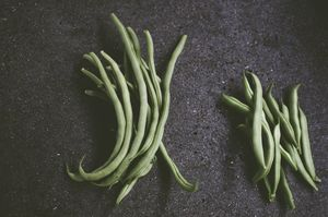 green beans // © Betsey Wilson