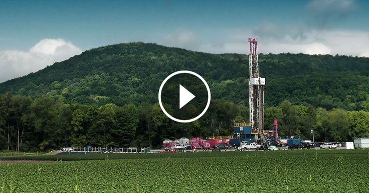11 chiffres sur le gaz de schiste dont l'exploitation est une véritable catastrophe pour l'environnement   SooCurious