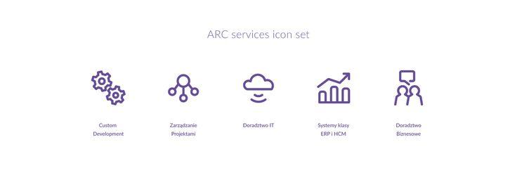ARC Consulting #icon #picto #design #pleo