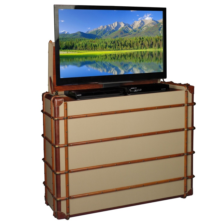 19 best Foot-of-the-Bed TV Lift Cabinet images on Pinterest ...