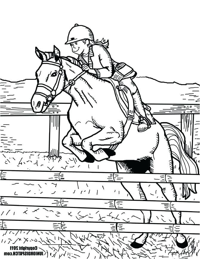Coloriage cheval saut d obstacle coloriage cheval obstacle 1001 mandalas chevaux disney - Coloriage chevaux ...