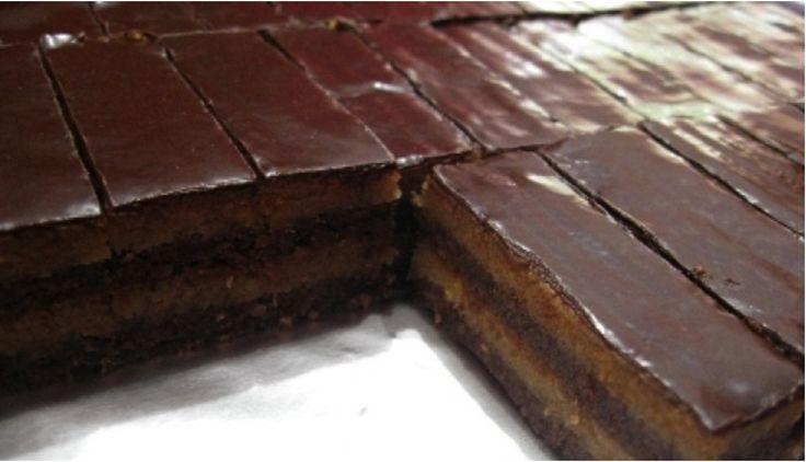 Najlepšie nepečené čokoládové rezy s vlašskými orechami si zamiluje celá vaša rodina! | Trendinfo