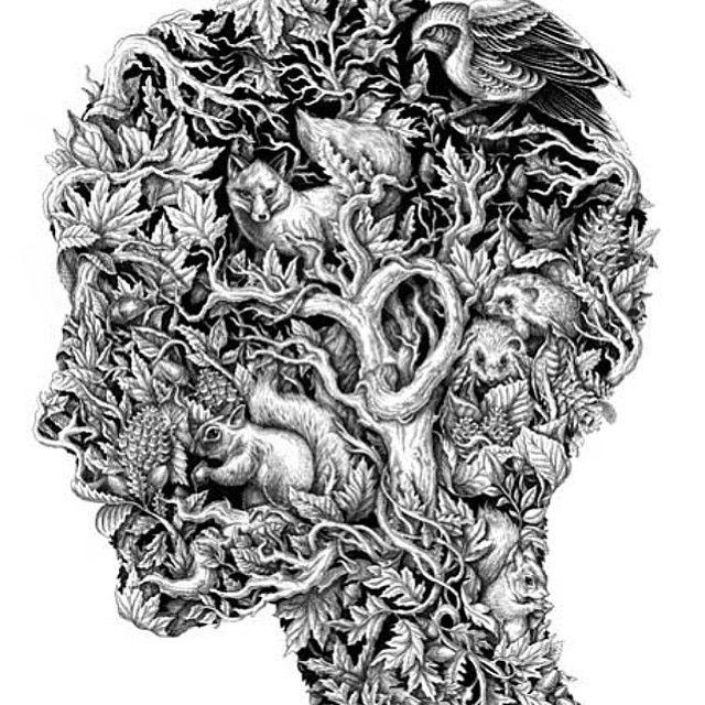 "#Casino Amazing artwork ""Four Seasons Portraits"". Impressed. In love. What really goes on? Nice...by Lain Macarthur. Фантастическое искусство: ""Четыре Сезона. Портреты."" Поражена и влюблена. Что же мы, кто же мы? Что у нас? Как у нас? #Luxaddicted #art #style #blackandwhite #instacool #blog #стильно #красиво #искусство #нравится by isa.luxaddicted from #Monte"
