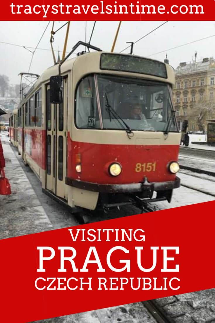 Visiting Prague in Czech Republic | Tracy's Travels in Time