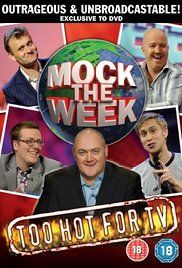 Youtube Mock The Week Series 15 Episode 10. A comedic look at current events.