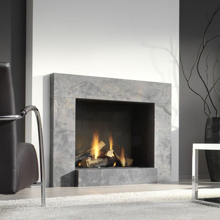 Más de 1000 ideas sobre chimeneas de mármol en pinterest ...