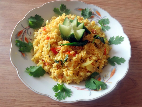 Popular South Indian dish.