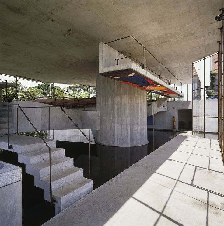 """Gallery of Paulo Mendes da Rocha: """"Architecture Does Not Desire to Be Functional; It Wants to Be Opportune"""" - 4"""