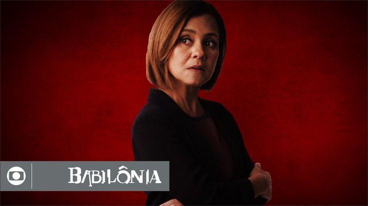 Babilônia: conheça Inês, personagem de Adriana Esteves