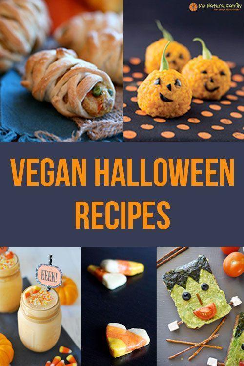 25 vegan halloween recipes - Halloween Buffet Food Ideas