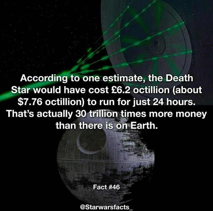 WOW  // Star Wars Facts