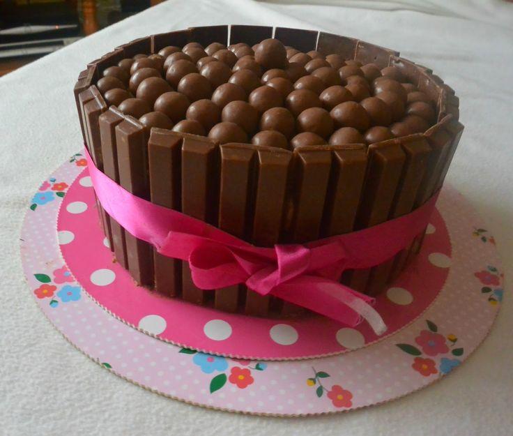 pinata cake | Chocolate Pinata Cake