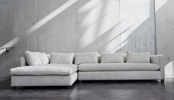 Modern Sectional Sofa at http://www.montauksofa.com