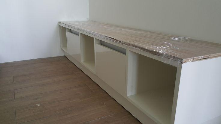 Storage Bench cabinets